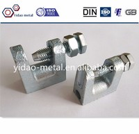 M6 M 8 M10 Girder Beam Clamp/ron clip inside China manufacturers