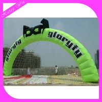 Buy Latest outdoor entrance arch design inflatable sports arch ...