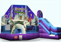 Inflatable dragon bouncer /inflatable dragon combo/inflatable dragon jumper