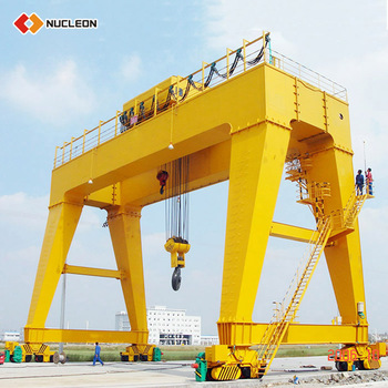 MG Mobile 450 Ton Box Type Double Grider Gantry Crane