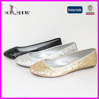 Best price woman shoes brand women new model flat shoes for women 2014