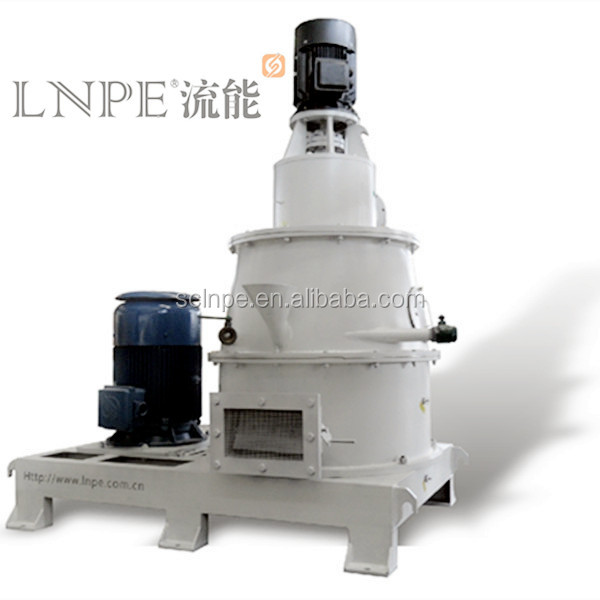 Pulverizer Type Waste Tire Rubber Micro Powder Grinding Mill Machine