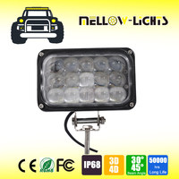 New 45w truck led work light for off road cars atv suv truck vehicle boat motorcycle