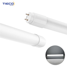 Factory provide directly best quality voice pir control functions t8 led tube with anti-glare reflector
