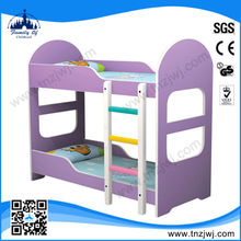 2015 New Arrival kindergarten use kids bed with slide