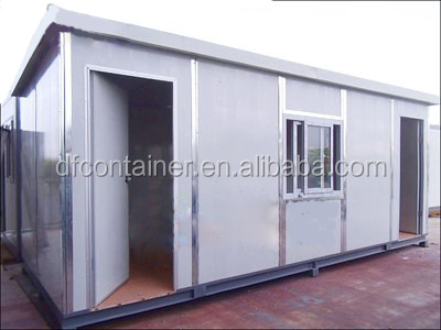 20' quickly assemble modern shop house container/ office container/special container