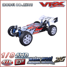 1/8 scale Hobby car rc electric brushless RTR buggy ,Named VRX-2E