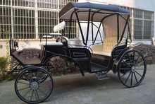 Horse drawn Cinderella Wedding Horse carriage for sale