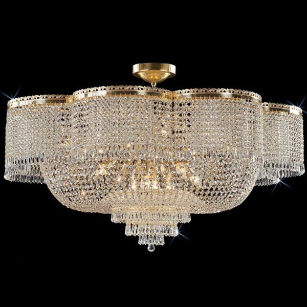 2016 Wholesale Chandelier Light Golden Chandelier Lighting