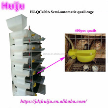 Stainless galvanized steel animal cage | cages of quails | quail battery cages for sale HJ-QC400A