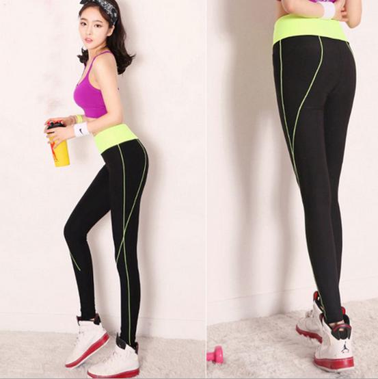 W70843G women's yoga pants wholesale fashion jogger pants for sports new style