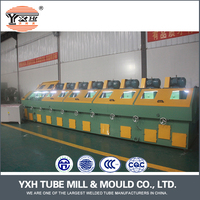 Steel Scrap Stainless Steel Pipe Metal Polishing Machine