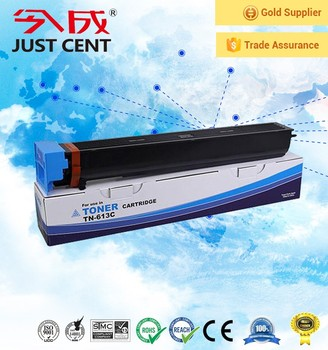 High quality toner TN 613 for Konica Minolta Bizhub C452 C552