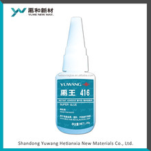 416 Gap filling cyanoacrylate adhesive fast bonding within 30 seconds