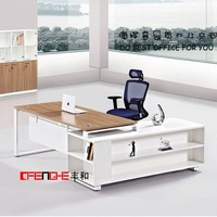 commercial office furniture new design manager office table design