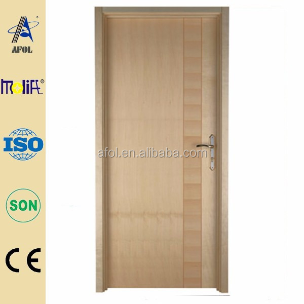 2015 AFOL Modern promotion engineer veneer plywood flush door price