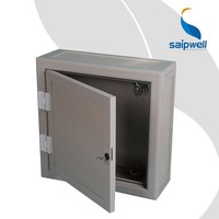 SAIP/SAIPWELL 500*300*160 Waterproof PVC Distribution Box Junction Box China Waterproof Battery Box