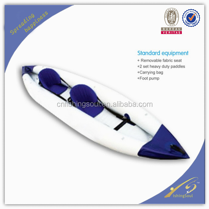 FSBT019 400cm Kayak Selling Well wholesale cheap inflatable boat inflatable rubber boat