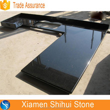 Quality Assurance Solid Color Granite Countertop
