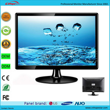14 / 15 / 17 / 17.3 / 20 inch widescreen desktop use led display led monitor