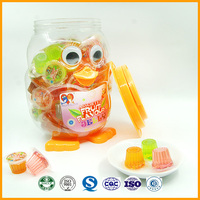 Healthy Mini Fruit Jelly Cup Organic