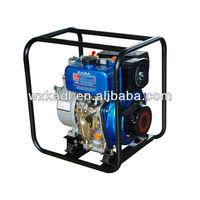1.5-4inch small portable diesel water pump Top selling!