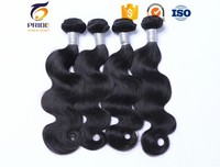 8a grade Brazilian hair in hair extension 100% human hair body wave thick
