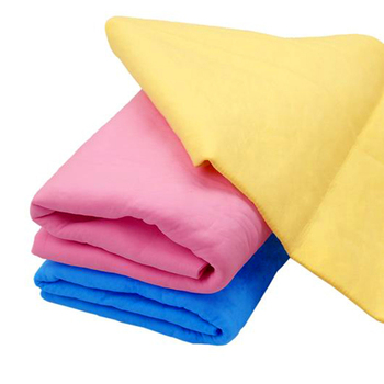 China manufacturer pva material towels absorber car chamois