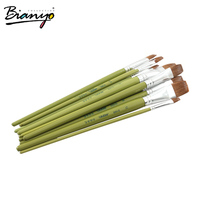 Wholesale Round Point Art Paint Brush/Artist Brush Manufacturers China Gold Supplier