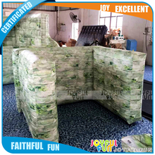 Wholesale Outdoor Sports Arena Used Commercial Inflatable Paintball Bunkers for Kids