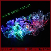 Durable new arrival solar led bulk christmas lights