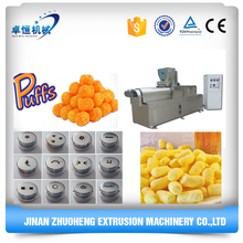 Famous Brand Puffed Cereal Snacks Food Machinery