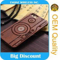 dropship suppliers wooden case for iphone 5