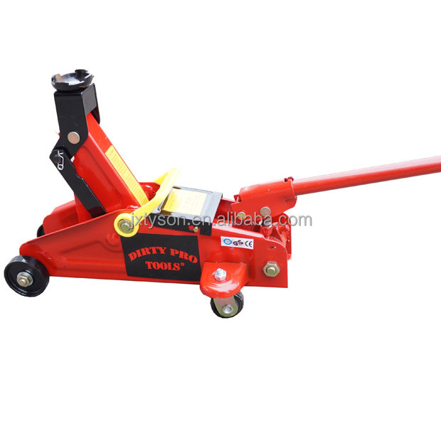 2 Ton Low Profile Aluminum Floor Jack Hydraulic Trolley Jack