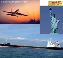 Drop shipping cheap air/sea freight of logistics container wholesale goods from china to usa