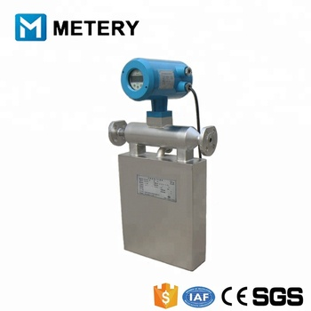 DN100mm Measuring Instruments For Mass Flow Meter