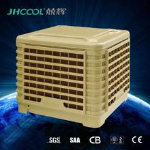 China gold supplier wet curtain window type air conditioner with water