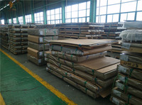 cold rolled 0.4mm stainless steel sheet 2B finished TISCO brand in Wuxi city