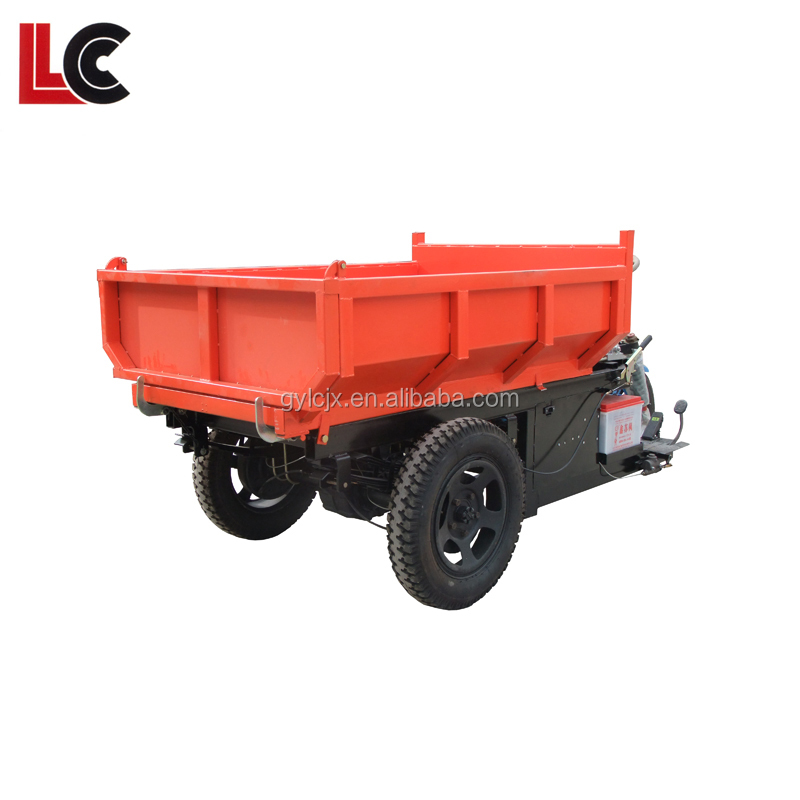 Top Quality 2000KGS Electric Hydraulic Tricycle and Hydraulic Lift Cargo Tricycle