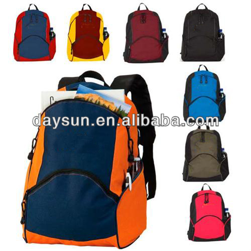 newest design promotional backpack 2014