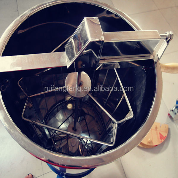 2015 popular electric stainless steel honey bee extractor