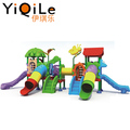 Durable customized plastic children slide, kids slide for outdoor use playground equipment