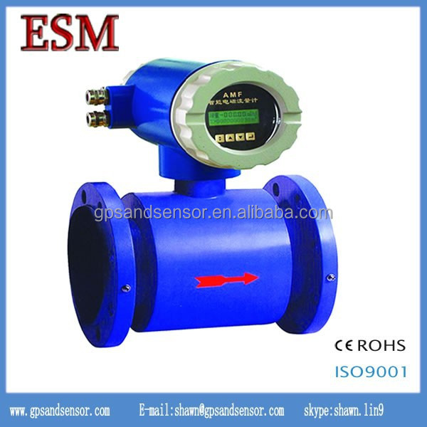 Dirty Water Sewage waste water Flow meter
