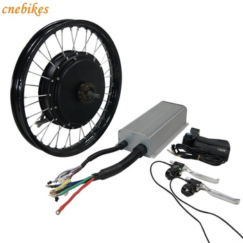 5000w electric bicycle hub motor kit