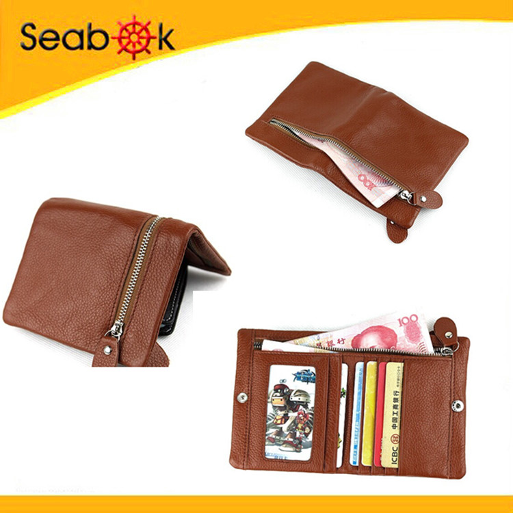 New style mens coin wallet on sale