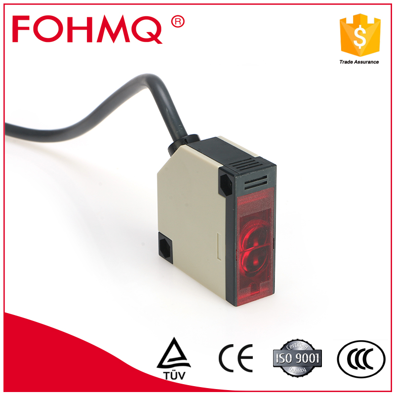 Factory direct price high quality e3jk-r4m1 omron photoelectric sensor