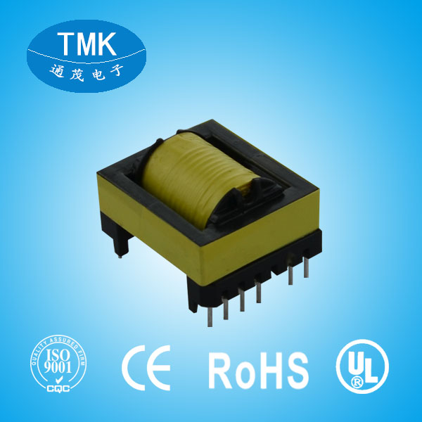 EER Type Ferrite Core High Frequency PCB Mount Transformer EER20 EER25 EER28 EER30 EER35 EER39 EER40 Price Manufacturer