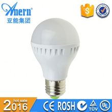 Anern low cost 165 degree 5W LED bulb with e27
