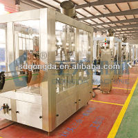 CE bottling machine for beer, cola, soda etc.