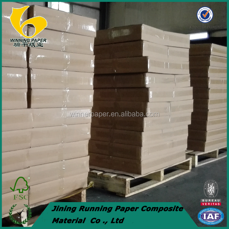 wood pulp skin adhesive sticker paper